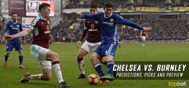 Chelsea vs. Burnley Predictions, Odds, Picks and Premier League Betting Preview – August 12, 2017