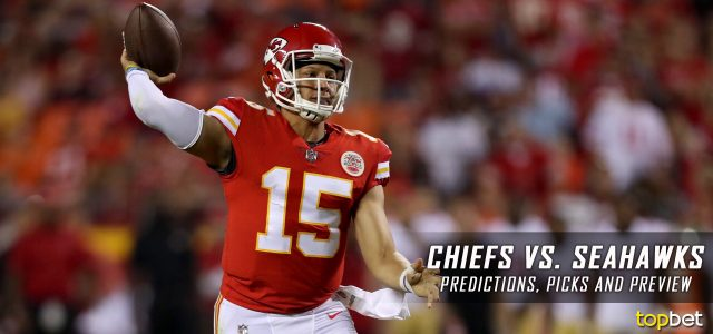 Kansas City Chiefs vs. Seattle Seahawks Predictions, Picks, Odds and Betting Preview – 2017 NFL Preseason Week Three