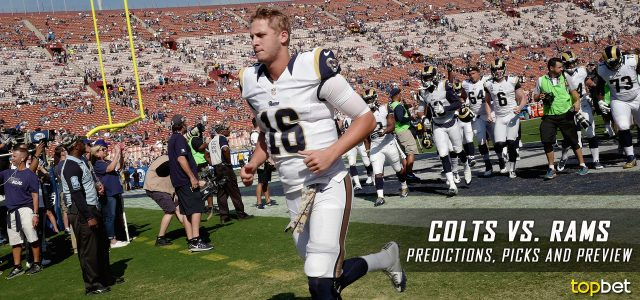 Indianapolis Colts vs. Los Angeles Rams Predictions, Odds, Picks and NFL Week 1 Betting Preview – September 10, 2017