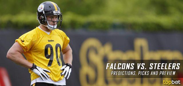 ec4d787fb Falcons vs Steelers 2017 NFL Preseason Predictions and Odds