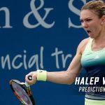 Simona Halep vs. Anastasija Sevastova Predictions, Odds, Picks, and Tennis Betting Preview – 2017 WTA Western & Southern Open Third Round