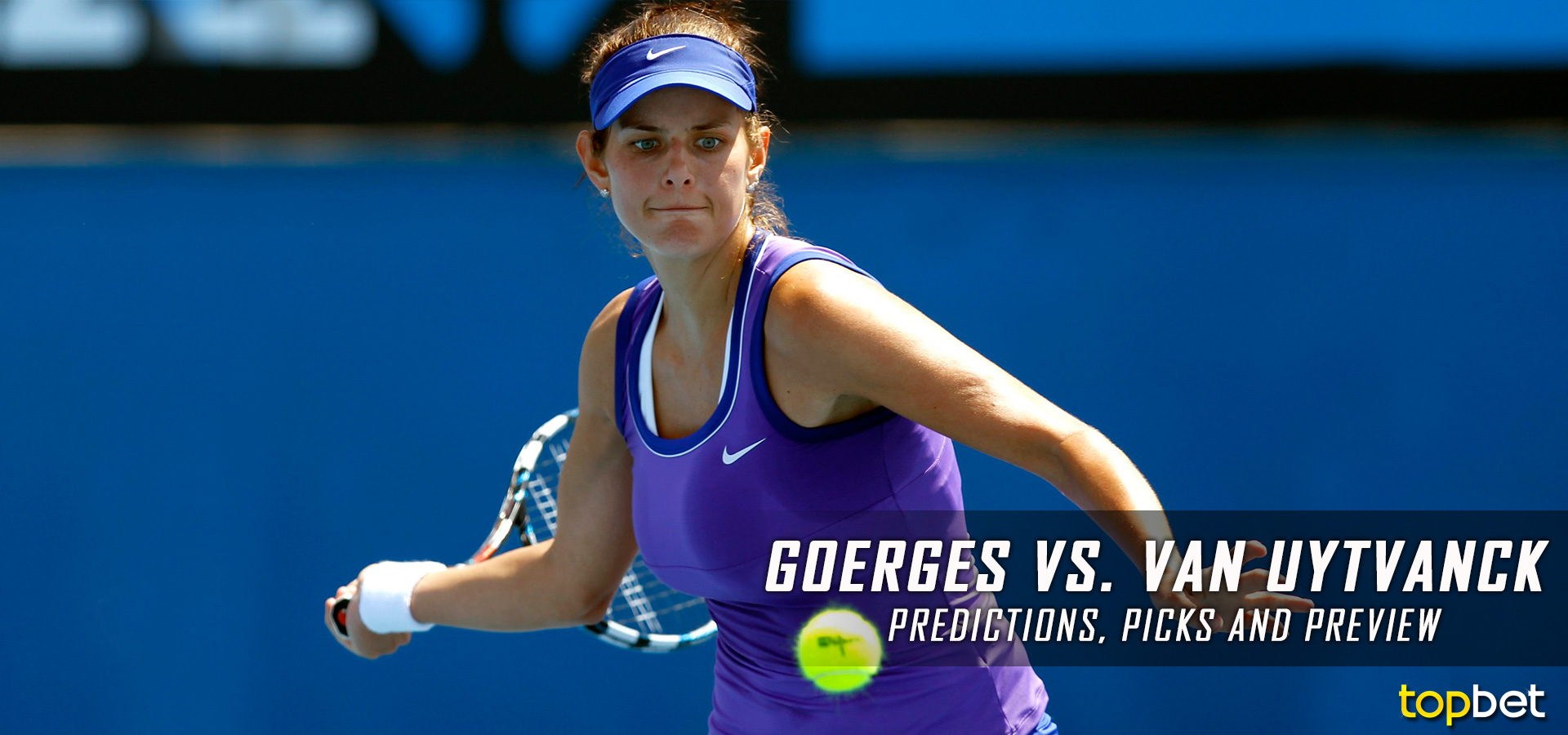goerges vs van uytvanck 2017 citi open predictions picks