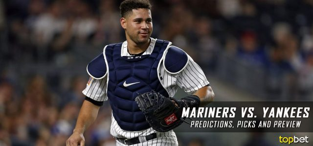 Seattle Mariners vs. New York Yankees Predictions, Picks and MLB Preview – August 25, 2017