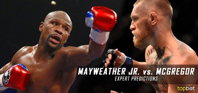 Mayweather vs Mcgregor Odds