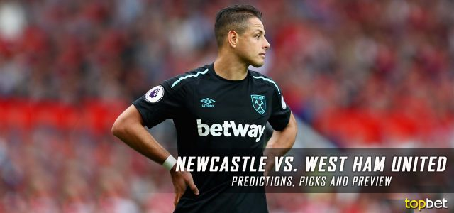 Newcastle vs. West Ham Predictions, Odds, Picks and Premier League Betting Preview – August 26, 2017
