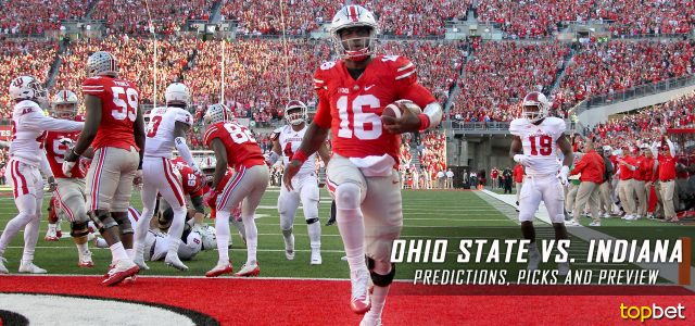 Ohio State Vs Indiana Football Predictions Picks Preview