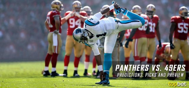 Carolina Panthers vs. San Francisco 49ers Predictions, Odds, Picks and NFL Week 1 Betting Preview – September 10, 2017