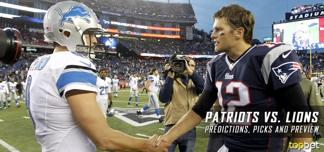 New England Patriots vs. Detroit Lions Predictions, Picks, Odds and Betting Preview – 2017 NFL Preseason Week Three