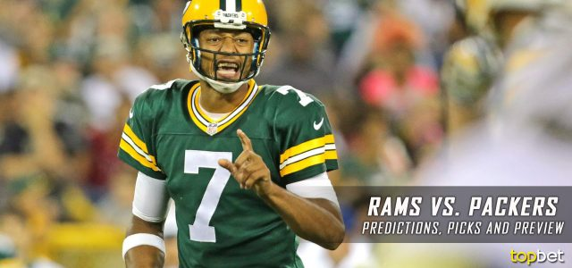 Los Angeles Rams vs. Green Bay Packers Predictions, Picks, Odds and Betting Preview – 2017 NFL Preseason Week Four