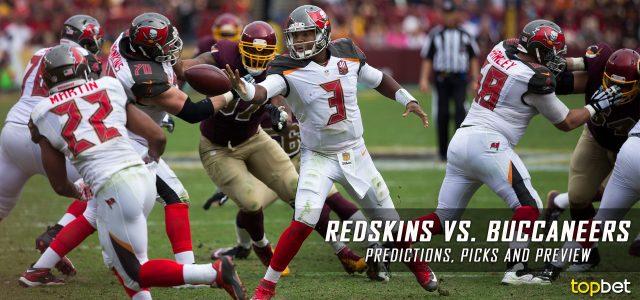 Washington Redskins vs. Tampa Bay Buccaneers Predictions, Picks, Odds and Betting Preview – 2017 NFL Preseason Week Four
