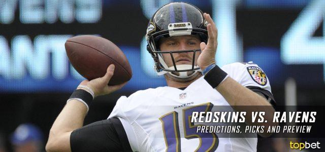 Washington Redskins vs. Baltimore Ravens Predictions, Picks, Odds and Betting Preview – 2017 NFL Preseason Week One