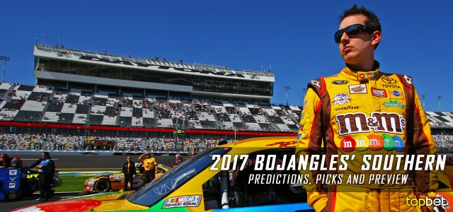 Bojangles' Southern 500 Predictions, Picks and Preview: 2017 NASCAR Monster Energy Cup Series