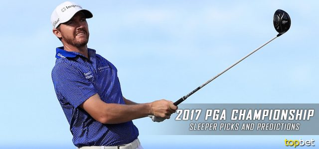 2017 PGA Championship Sleeper Picks and Predictions