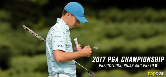 2017 PGA Championship Predictions, Odds, Picks and Preview