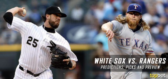 Chicago White Sox vs. Texas Rangers Predictions, Picks and MLB Preview – August 18, 2017