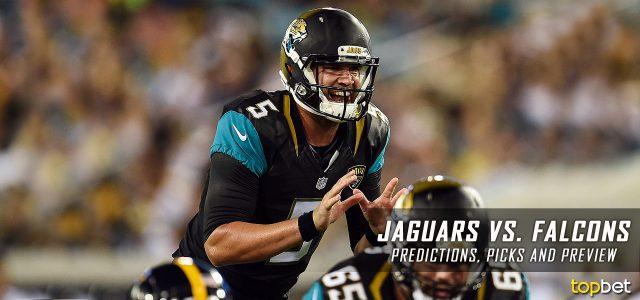 Jacksonville Jaguars vs. Atlanta Falcons Predictions, Picks, Odds and Betting Preview – 2017 NFL Preseason Week Four