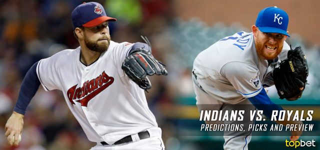 Cleveland Indians vs. Kansas City Royals Predictions, Picks and MLB Preview – August 18, 2017