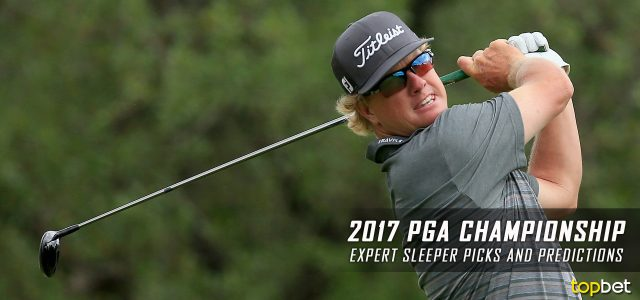 2017 PGA Championship Expert Sleeper Picks and Predictions