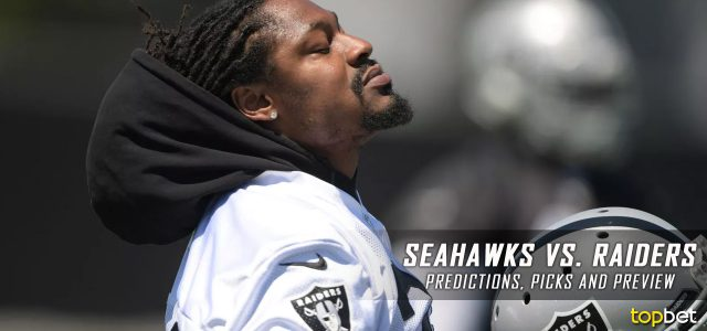 Seattle Seahawks vs. Oakland Raiders Predictions, Picks, Odds and Betting Preview – 2017 NFL Preseason Week Four