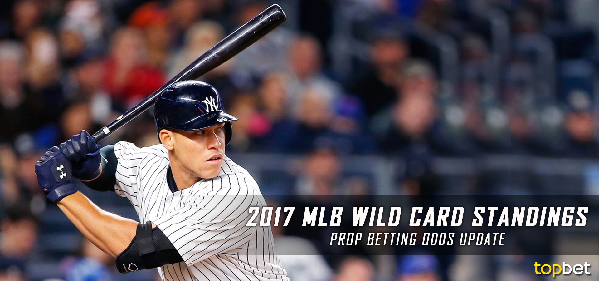 2017 Mlb Wild Card Standings Prop Betting Odds Update