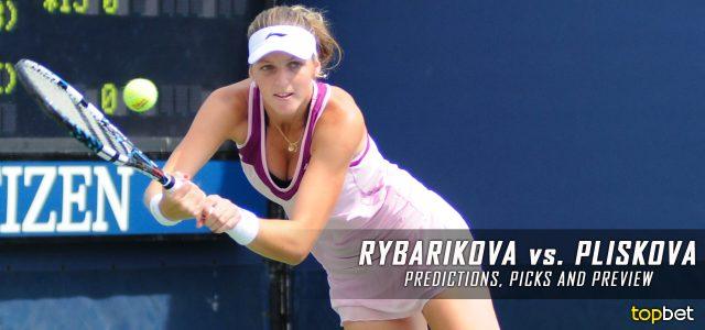 Magdalena Rybarikova vs. Kristyna Pliskova Predictions, Odds, Picks, and Tennis Betting Preview – 2017 US Open Second Round