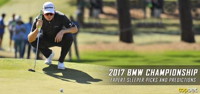 2017 BMW Championship Expert Sleeper Picks and Predictions
