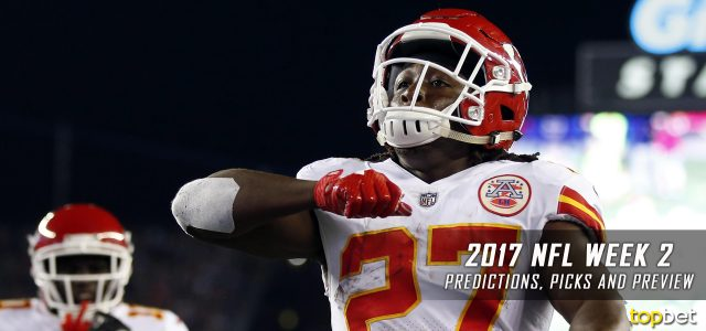 NFL 2017 Week 3 Predictions, Picks and Preview