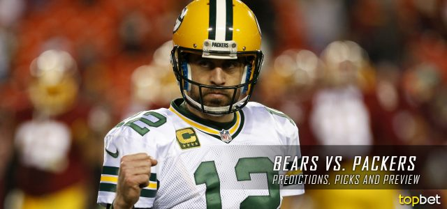 Chicago Bears vs. Green Bay Packers Predictions, Odds, Picks and NFL Week 4 Betting Preview – September 28, 2017
