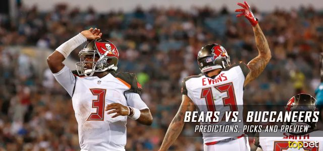Chicago Bears vs. Tampa Bay Buccaneers Predictions, Odds, Picks and NFL Week 2 Betting Preview – September 17, 2017
