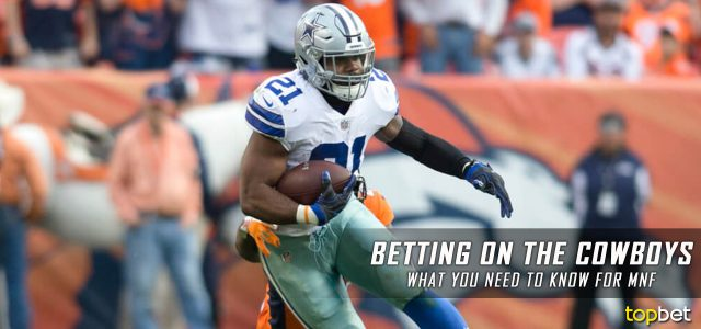 Bet on the Cowboys to Win Against the Cardinals in NFL Week 3 2017