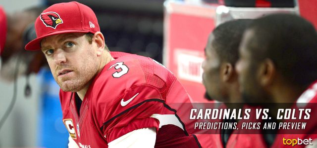 Arizona Cardinals vs. Indianapolis Colts Predictions, Odds, Picks and NFL Week 2 Betting Preview – September 17, 2017