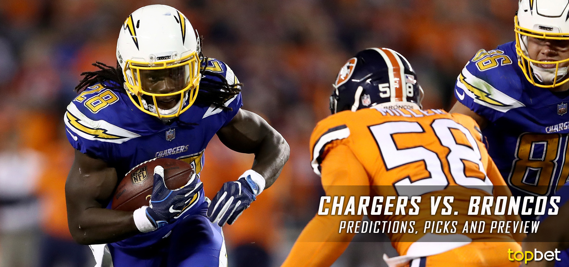 LA Chargers vs Denver Broncos Predictions, Picks and Preview