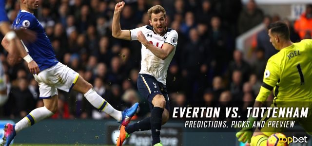 Everton vs. Tottenham Predictions, Odds, Picks and Premier League Betting Preview – September 9, 2017