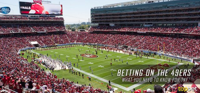Bet on the 49ers to Win Against the Rams in their NFL Week 3 Game 2017