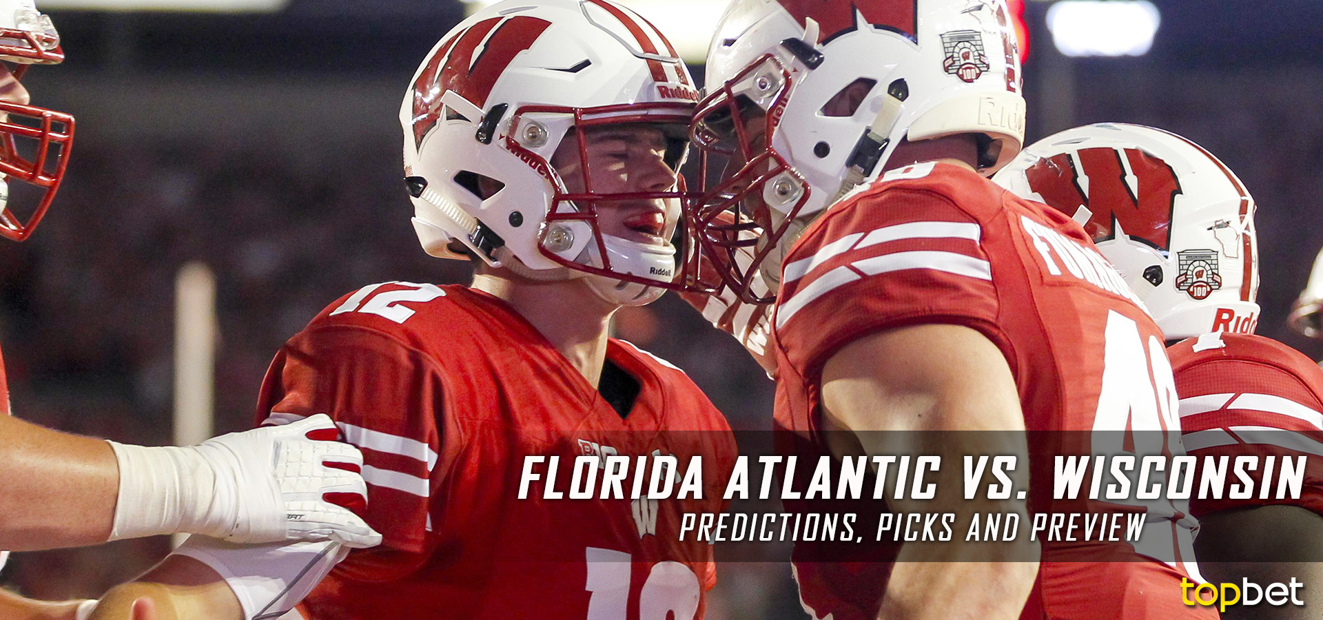 Florida Atlantic vs Wisconsin Football Predictions and Picks d4b6b6d59