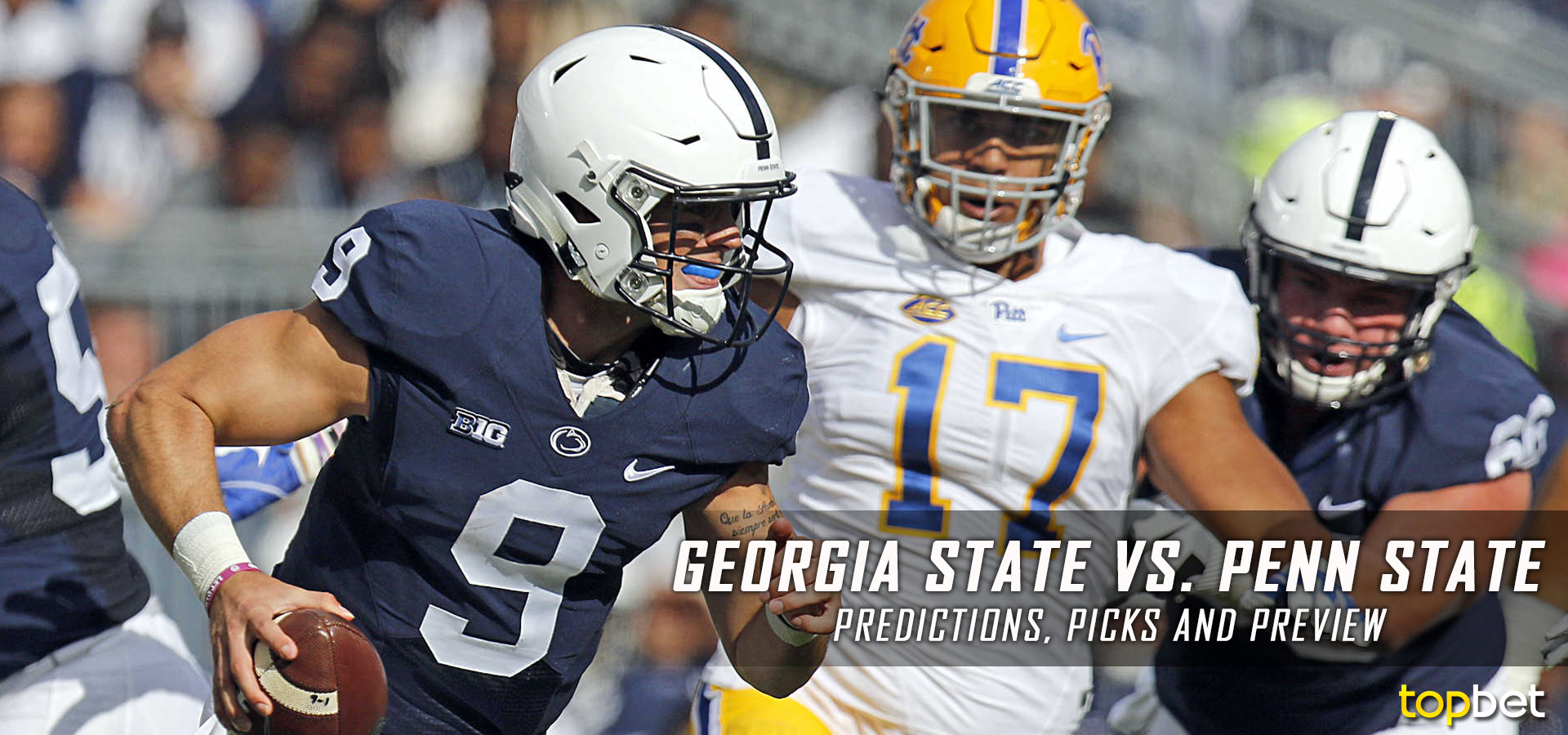 Georgia State vs Penn State Football Predictions, Picks & Odds
