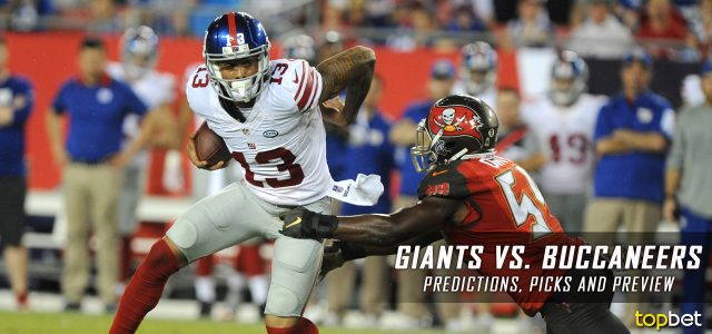 New York Giants vs. Tampa Bay Buccaneers Predictions, Odds, Picks and NFL Week 4 Betting Preview – October 1, 2017