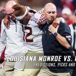 Louisiana Monroe Warhawks vs. Florida State Seminoles Predictions, Picks, Odds, and NCAA Football Week Two Betting Preview – September 9, 2017