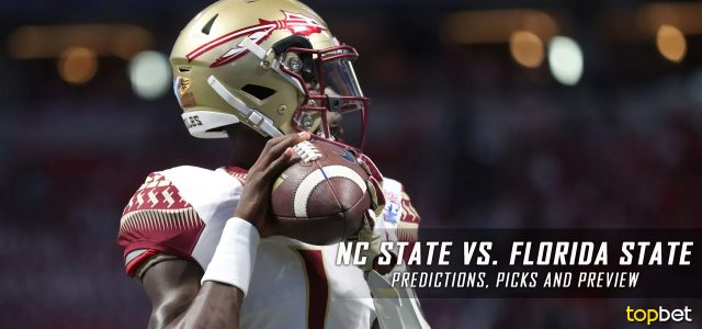NC State Wolfpack vs. Florida State Seminoles Predictions, Picks, Odds and NCAA Football Week Four Betting Preview – September 23, 2017