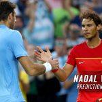 Rafael Nadal vs. Juan Martin del Potro Predictions, Odds, Picks and Tennis Betting Preview – 2017 ATP US Open Semifinals