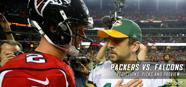 Green Bay Packers vs. Atlanta Falcons Predictions, Odds, Picks and NFL Week 2 Betting Preview – September 17, 2017