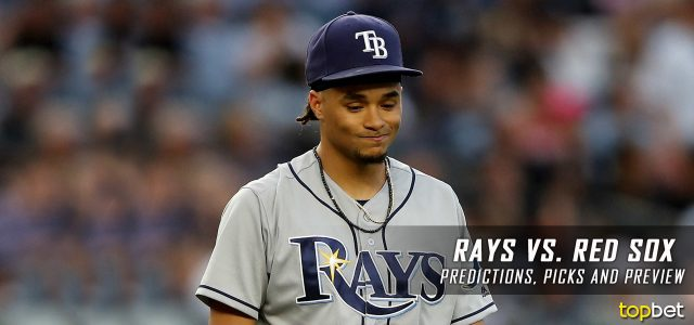 Tampa Bay Rays vs. Boston Red Sox Predictions, Picks and MLB Preview – September 8, 2017