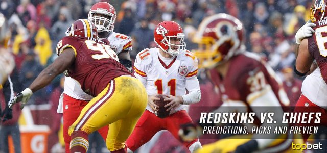 Image result for Redskins vs. Chiefs nfl pic