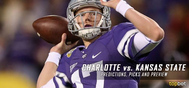 Charlotte 49ers vs. Kansas State Wildcats Predictions, Picks, Odds, and NCAA Football Week Two Betting Preview – September 9, 2017