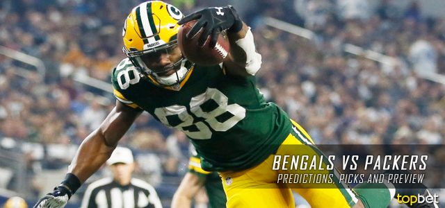 Image result for Bengals vs Packers nfl pic