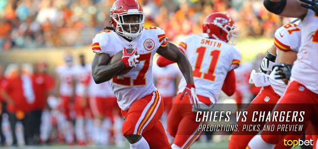 Kansas City Chiefs vs. Los Angeles Chargers Predictions, Odds, Picks and NFL Week 3 Betting Preview – September 24, 2017