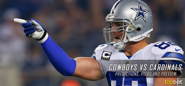 Dallas Cowboys vs. Arizona Cardinals Predictions, Odds, Picks and NFL Week 3 Betting Preview – September 25, 2017