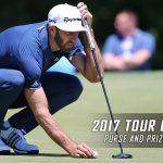 2017 PGA Tour Championship Purse and Prize Money Breakdown