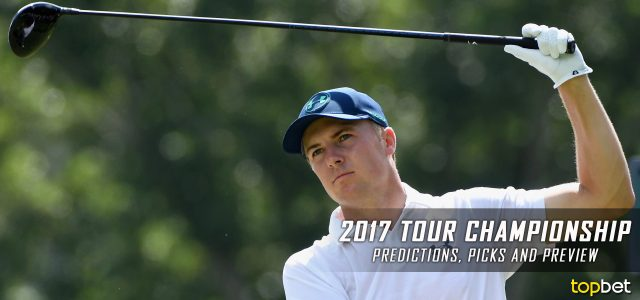 2017 PGA Tour Championship Predictions, Picks, Odds and Golf Betting Preview
