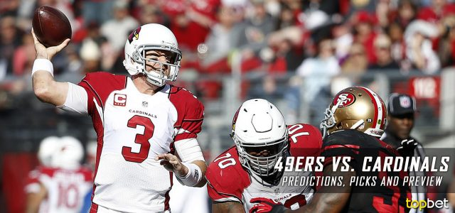 San Francisco 49ers vs. Arizona Cardinals Predictions, Odds, Picks and NFL Week 4 Betting Preview – October 1, 2017